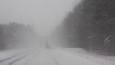 Дороги закрыты вЖамбылской иЮжно-Казахстанской областях