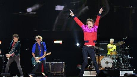 The Rolling Stones отменили концерт из-за болезни Мика Джаггера