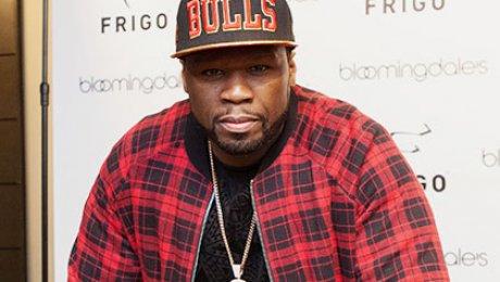 Рэпер 50 Cent восхитился формами украинской бодибилдерши