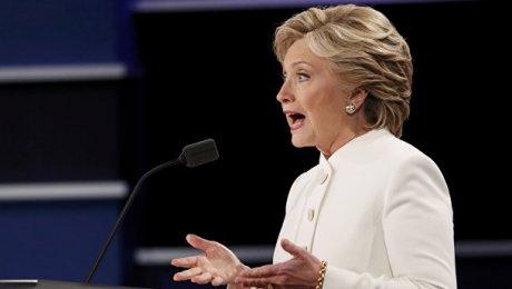 Сегодня состоится последний раунд дебатов между Х.Клинтон и Д.Трамп