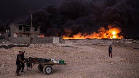 Исламские террористы казнили 284 человека врайоне Мосула