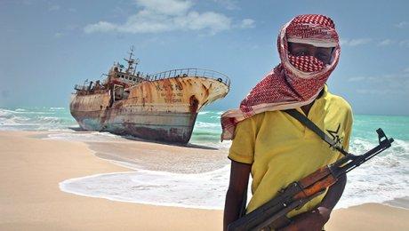 Сомалийские пираты изпятилетнего плена освободили 26 моряков