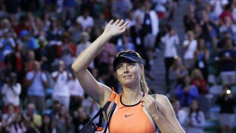 Шарапову исключили изрейтинга Женской теннисной ассоциации