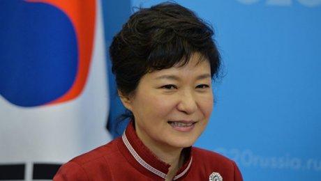 Рейтинг президента Южной Кореи упал дорекордных 17%