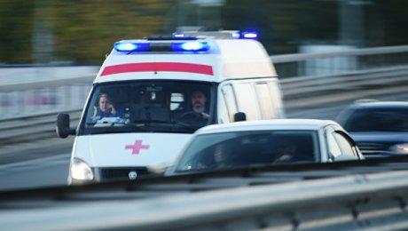 МЧС: три человека погибли при обрушении новостройки вШайхантахурском районе