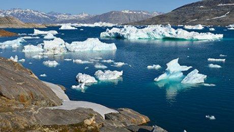 Ученые назвали океан вероятной первопричиной ледниковых периодов
