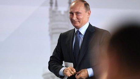 Кремль отреагировал наслухи онедовольстве Владимира Путина инцидентом вЧерном море
