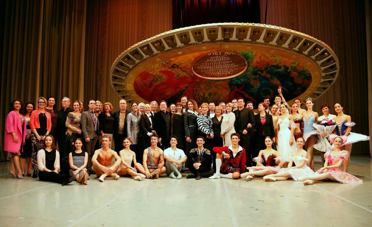 Кыргызстанские танцоры заняли 3-е место намеждународном конкурсе балета «Гран-при Сибири»