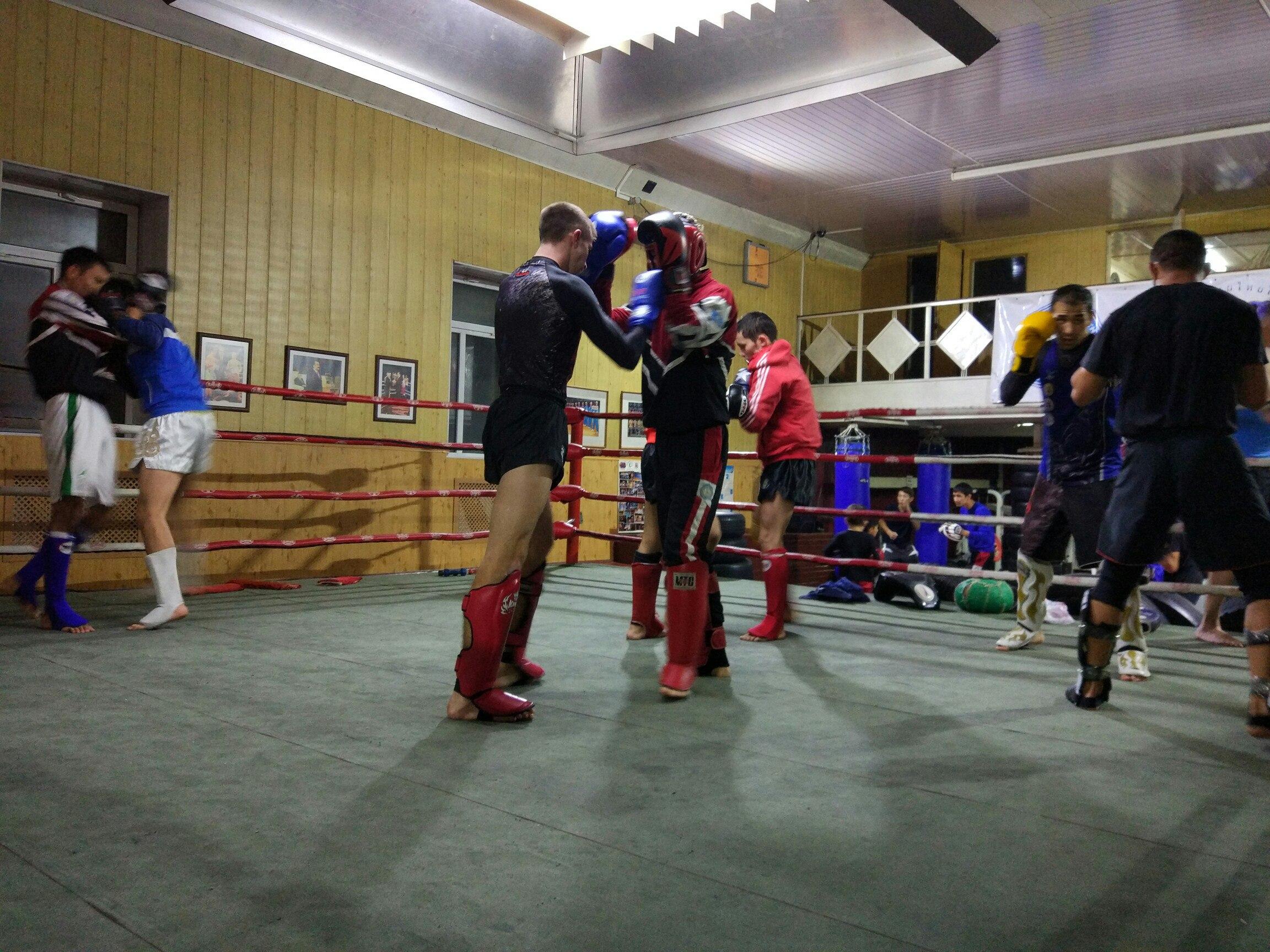 ВКубке мира потайскому боксу примут участие спортсмены изКраснодарского края