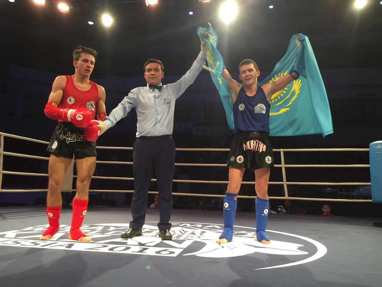 Челябинки завоевали Кубок мира помуай-тай