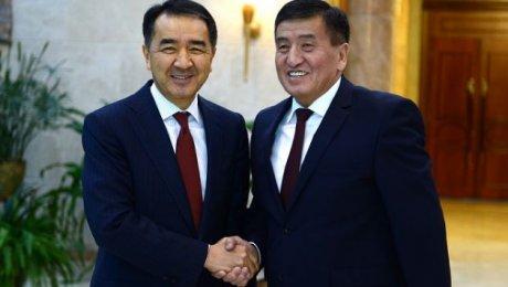 Премьер Казахстана предложил сделать напространстве ШОС зону свободной торговли