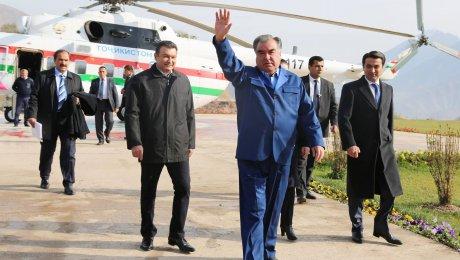 ВТаджикистане будет введена уголовная ответственность заоскорбление Лидера нации