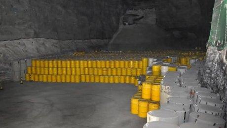 Подземное хранилище ядерных отходов вСША было эвакуировано из-за сообщений обобвале
