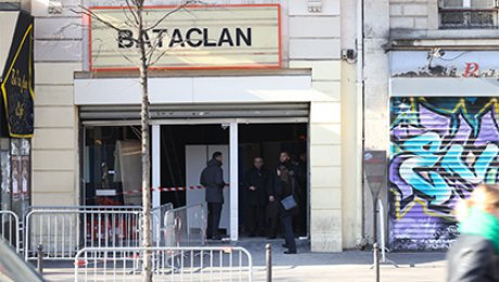 Стинг в«Батаклане»: 1-ый концерт после теракта