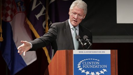 Фонд Клинтонов признал получение $1 млн отКатара без ведома Госдепа