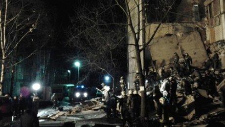 СКРФ назвал приоритетную версию взрыва жилого дома вИваново
