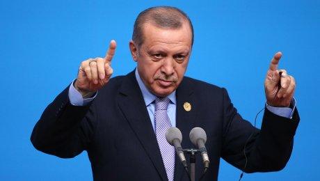 Эрдоган: «Европа вобщем является пособником терроризма»
