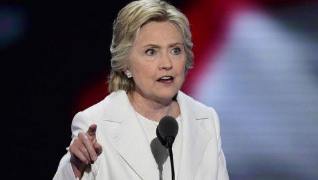 Клинтон отменила задуманный салют после выборов