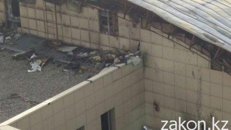 Погибшие впожаре вАлма-Ате оказались студентами