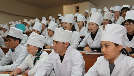 ВКазахстане закончили эксперименты спедиатрией— вгосударстве вновь появятся детские медсотрудники