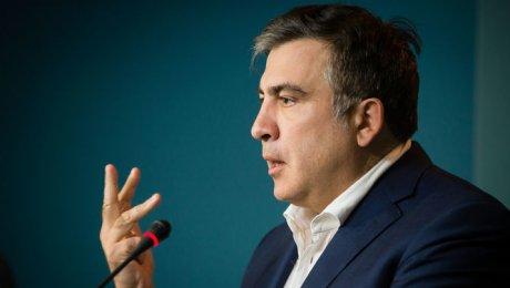 Кабмин Украины пока неполучил заявления Саакашвили оботставке