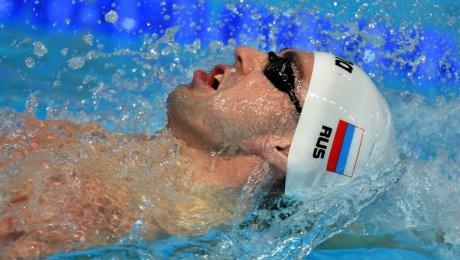 Русского пловца Мельникова дисквалифицировали навосемь лет задопинг