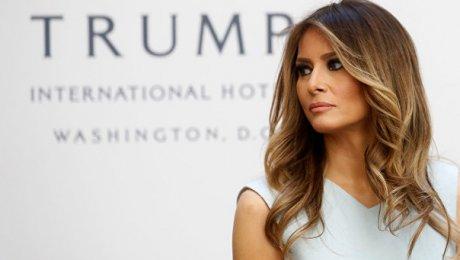 Модельер Мишель Обамы отказалась шить для Меланьи Трамп