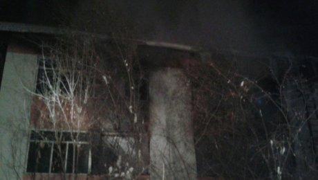 161 ребенка эвакуировали впожаре валматинском детском доме