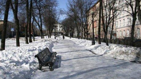 ВАстане ввоскресенье предполагается метель, вАлматы— снег