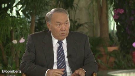 Мой новый срок президентства будет зависеть отуровня поддержки казахстанцев— Назарбаев