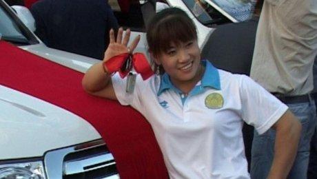 Подаренные квартиры и машины у казахстанских спортсменов не заберут