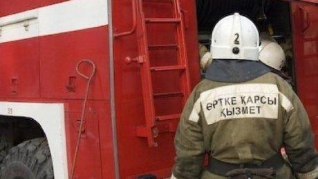 Вдетской клинике Алматы произошел пожар