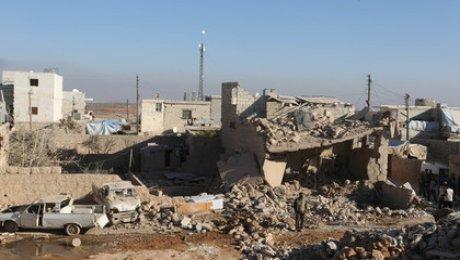 ООН вплоть доэтого времени непредложила гумпомощь освобождённым жителям Алеппо— МОРФ