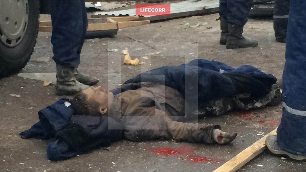 Взрыв вметро «Коломенская» могли побудить рабочие
