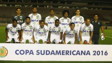 Футболисты «Шапекоэнсе» посмертно станут чемпионами Южноамериканского кубка