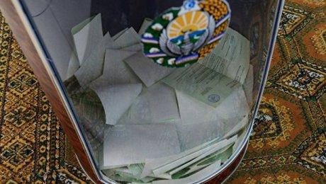 Узбекский ЦИК «урезал» количество избирателей на млн