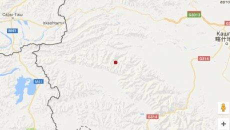 Близ Алматы зафиксировано 4-ое засутки землетрясение