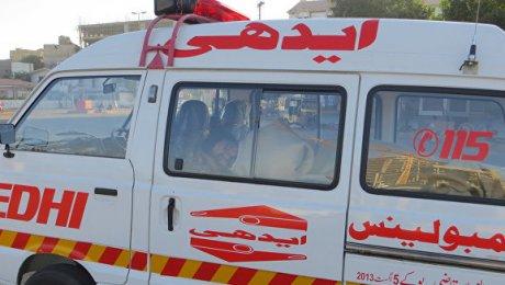 ВПакистане произошел пожар вотеле, погибли 11 человек