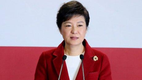 1,5 млн. человек вышли намитинг против президента Южной Кореи