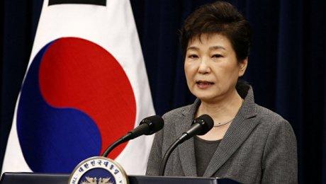 Резолюция обимпичменте президенту Южной Кореи внесена впарламент