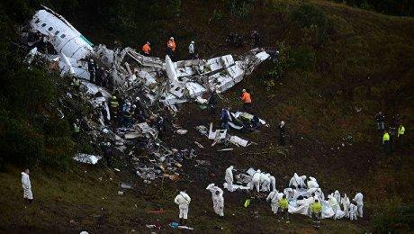 Пилот разбившегося вКолумбии самолета был под следствием