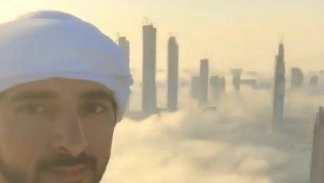 Вот он, высокий уровень жизни: видео дубайского принца в Инстаграм