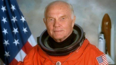 ВСША скончался старейший вмире астронавт Джон Гленн
