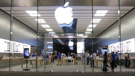 ВСША магазин Apple ограбили за15 секунд