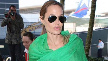 Выглядит ужасно: в сети раскритиковали внешний вид Анджелины Джоли