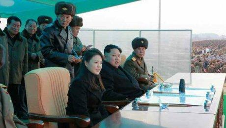СМИ предположили, что супруга Ким Чен Ына тайно родила сына