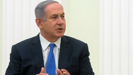 Премьер Израиля отправился софициальным визитом вАзербайджан