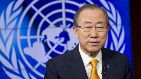 Совет Безопасности ООН поблагодарил Пан Ги Муна за работу на посту генсека