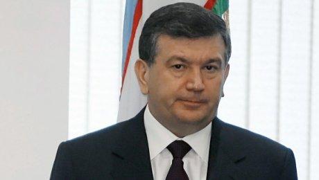 Мирзиёев поздравил Назарбаева с25-летием независимости Казахстана