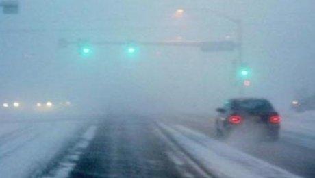 Снег, метель игололед ожидают казахстанцев впраздничные дни